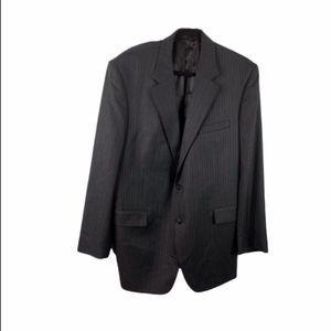 Jos A bank pinstripe blazer 46L